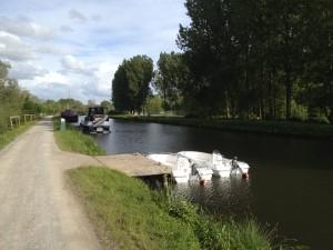 Location bateaux électriques Ailly-sur-Somme